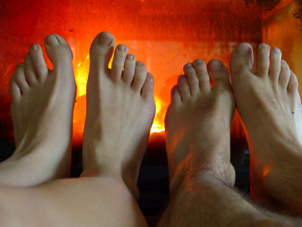 How To Keep Your Feet Warm