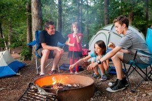 Camping Food - Marshmallows