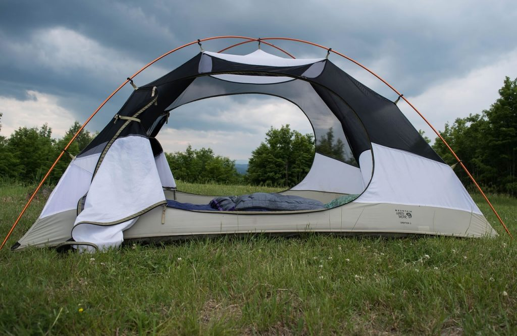 Tent for Hot Weather